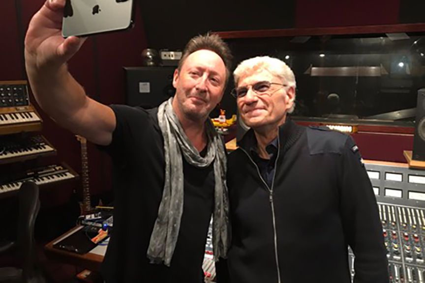 News - Dennis DeYoung and Julian Lennon